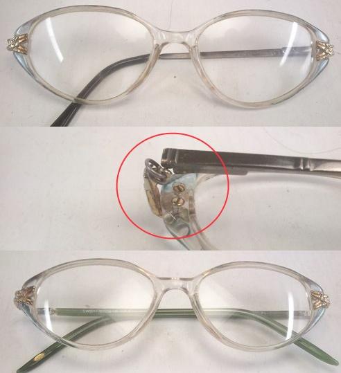 Как своими руками отремонтировать оправу очков в
